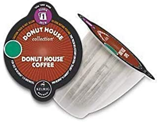 Donut House Coffee Keurig 2.0 Carafe Pods (30 Count)