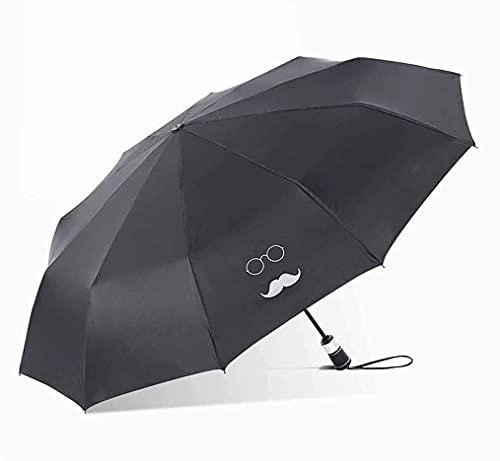 ombrello portatile uomo antivento BAIYAN Ombrello, Ombrello Portatile