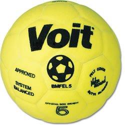 Voit Indoor Felt Soccer Ball