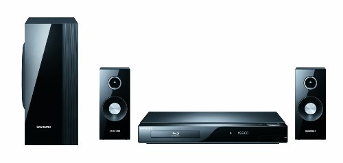 Samsung HT-C5200 - Sistema de Home Cinema 2.1 con Blu-ray (full HD, DivX, 500...