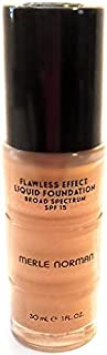 Merle Norman - Flawless Effect Liquid Foundation Broad Spectrum SPF - 15 - L22