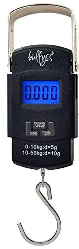 BulfyssElectronic50KgsDigitalLuggageWeighingScale1YearWarranty