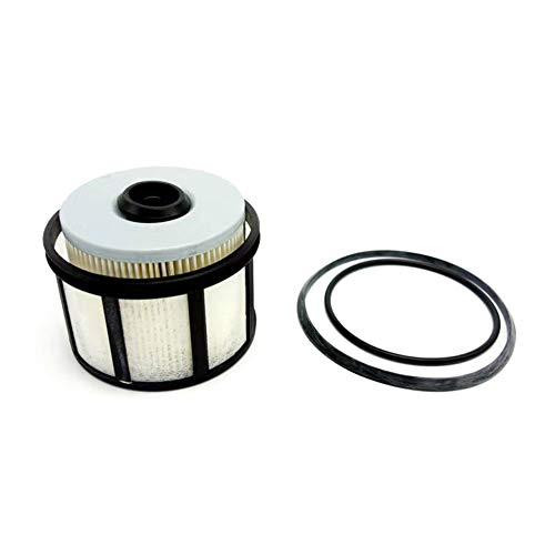 FD4596 Fuel Filter 7.3L PowerStroke Diesel - Fits for 1999-2003 Ford E350 F250 F350 F450, 2000-2003 Ford E450 Excursion, 2002-2003 Ford E550 Super Duty - Replaces FD-4596, F81Z9N184AA