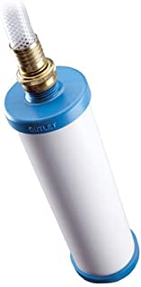Culligan RV-800 Exterior Pre-Tank Recreational Vehicle Water Filter with Hose