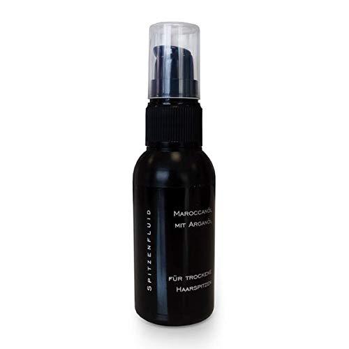 Maroccanöl 50 ml mit Arganöl Haarspitzenfluid für Echthaar Extensions Spitzenfluid für Haarverlängerung Haarverdichtung