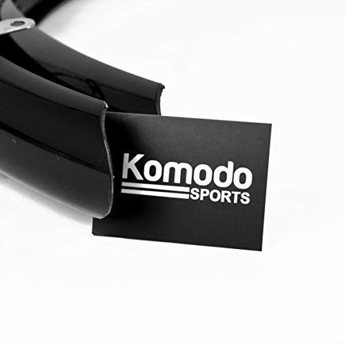 KOMODO Bicycle FULL MUDGUARDS SET Front and Back Fenders