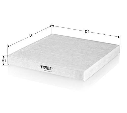 Preisvergleich Produktbild Tecneco Filtration Pollenfilter CK2733