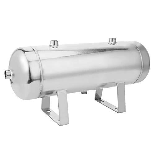 Tanque de armazenamento de gás, tanque de ar, espelho 1/2 1 / 4NPT Vacuum Buffer Tanks Tanques de armazenamento de energia automotiva para equipamentos médicos Produção industrial