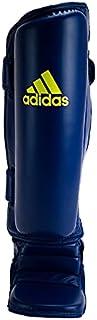 adidas Schienbein- und Spannschutz Economy Blau / Gelb-XL