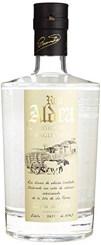 Ron Aldea CANA PURA Gran Blanco de Edición Limitada 42% - 700 ml in Giftbox