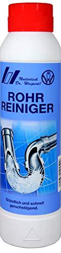 Dr.Weipert Rohrreiniger gründlich-schnell-geruchstilgend 1000g