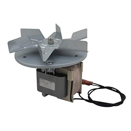 Motor horno giratorio con turbina aspas ventilador recambio helice motor ventilador horno universal 220v