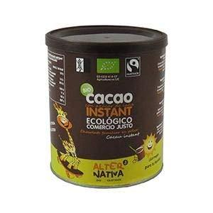 Cacao Bio Instantáneo en bote Alternativa 400 g