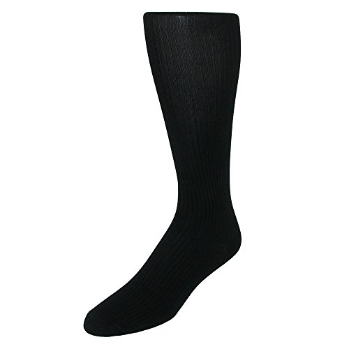 Jefferies Socks Herren Socken, Einfarbig Gr. One size, schwarz