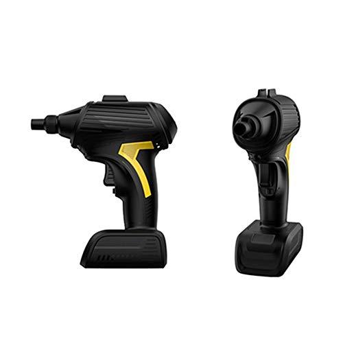 Car Luchtpomp Draagbare handheld Compressor 150PSI 10L Bandenspanning pomp kan worden opgeladen for Autos en Motoren Eenvoudig en Gemakkelijk Opblazen (Color : Black, Size : One size)