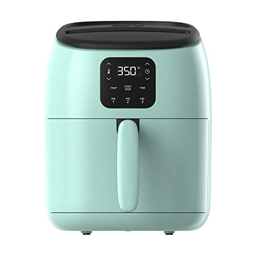 Dash Tasti-Crisp™ Digital Air Fryer with AirCrisp® Technology,...