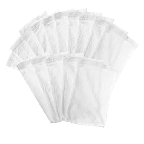 QHJ 5/10/20 paia di calzini Skimmer per piscina, pulisce le foglie per piscine interne B per famiglia, bambini, adulti, interni ed esterni, 20 pezzi., as show