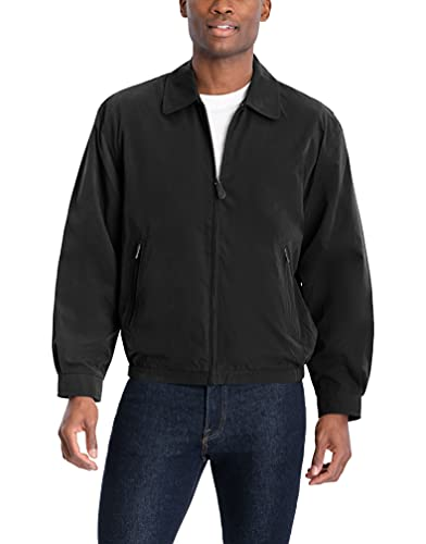 LONDON FOG Men's Auburn Zip-Front Golf Jacket...