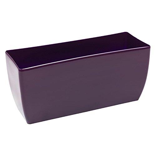 Plum COUBI BOX 40 cm breed rechthoekige bloempot breed scala aan kleuren