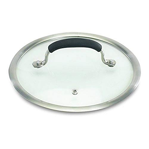 Nordic Ware Tempered Glass Lid, 8', Clear