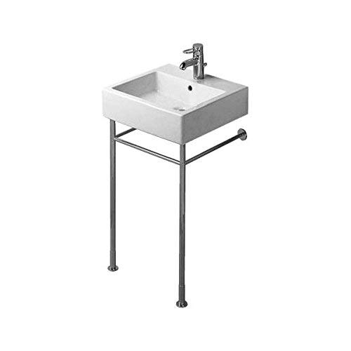 Duravit Waschbecken Vero Konsole–Vero 045450verstellbar 50mm Chrom