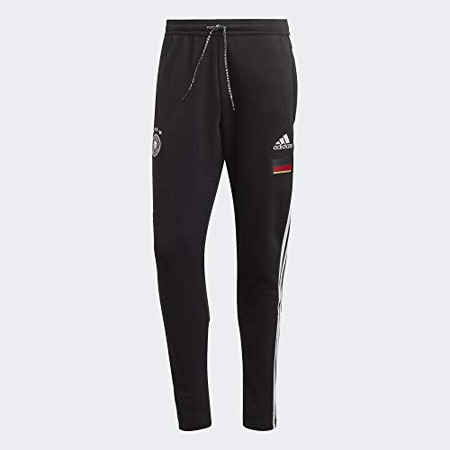 adidas Herren Trainingshose DFB 3S Pant, Black, S, FI1458