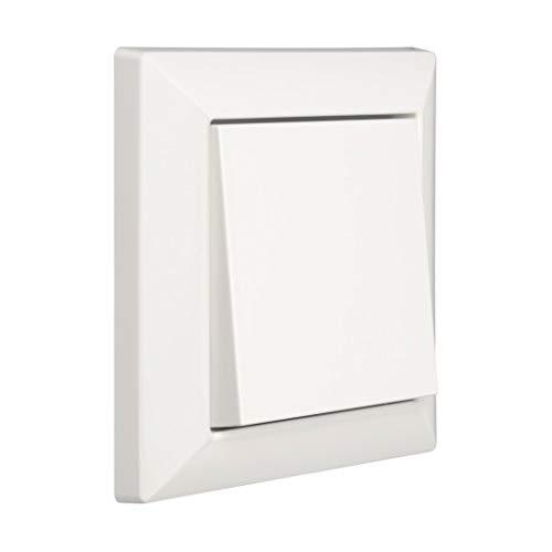 Preisvergleich Produktbild OPUS® 55 Inform Abdeckrahmen Ausführung 1-fach,  Farbe polarweiß