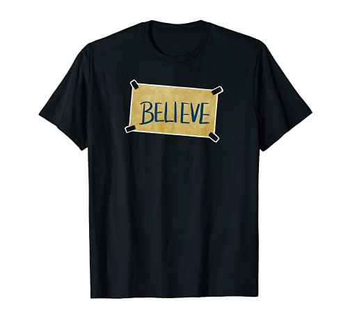 Funny Coach Believe Soccer Lasso Motivational Ted Positivity T-Shirt