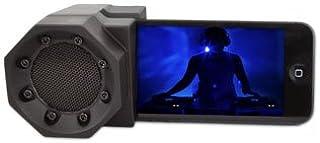 Thumbsup UK, Touch Mini Boombox Speaker - Retail Packaging - Black