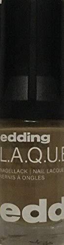 edding L.A.Q.U.E. Nail Lacquer Mood for Mud 8ml