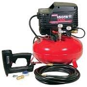 Craftsman 6 gal. Air Compressor, 1 hp, Pancake Tank