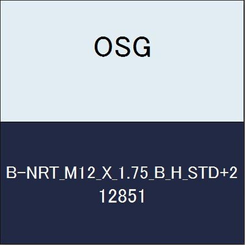 ほめる青写真模倣OSG ハイス溝ナシタップ B-NRT_M12_X_1.75_B_H_STD+2 商品番号 12851