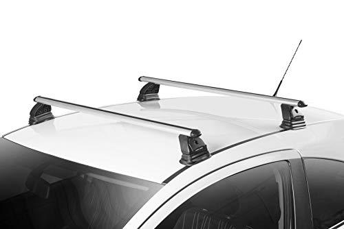 Dachträger VDP EVO ALU kompatibel mit Hyundai i30 (PD) 5 Türer ab 2017