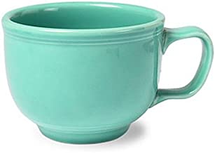 product image for Fiesta 18-Ounce Jumbo Cup, Turquoise