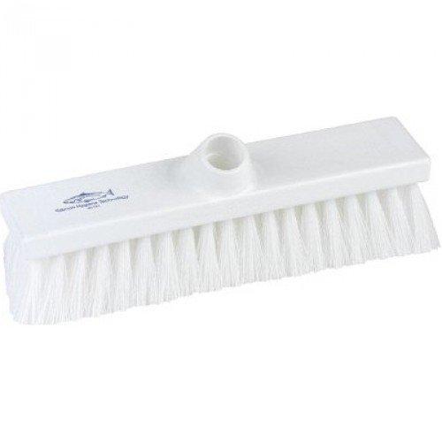 Janitorial Express hp021-w Premier igiene piatto spazzare scopa morbida, 280mm, bianco