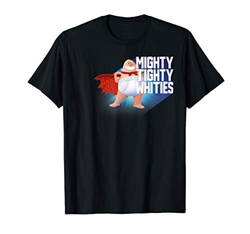 DreamWorks Captain Underpants Mighty Tighty Whities T-Shirt