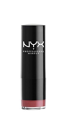 NYX - Extra Rouge à lèvres crémeux ronde # 635 Doll - 0,14 onces. (4 g)