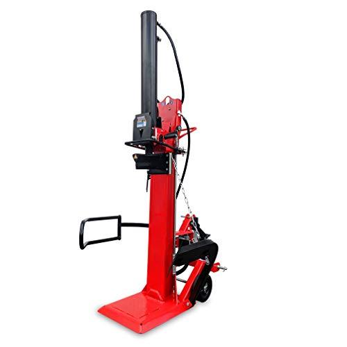 CROSSFER Holzspalter LS30T-PTO / 30 Tonnen Spaltkraft / 110cm Spaltlänge/Zapfwellenantrieb Dreipunkt / 2 Hand Bedienung/Hydraulikspalter nach neuester Norm