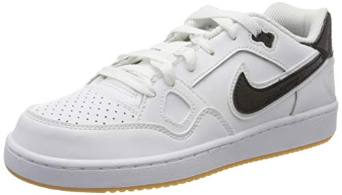 Nike Unisex-Kinder Son of Force Gs Sneaker, Weiß (White 615153-108), 38.5 EU