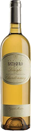 Batasiolo Batasiolo, Langhe Doc Chardonnay Morino 2018, 750 Ml, Tranquilo Vino Blanco Seco Sin Gas Chardonnay La Morra Vigneto Morino - 750 ml