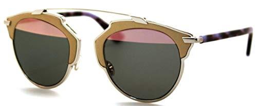 Dior Christian Gafas de Sol SOREAL/L ZJ P7R (48 mm) (52.3 mm) Rosa