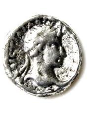 Spilla con moneta romana, spilla per cappello, regalo per uomo, confezione regalo inclusa