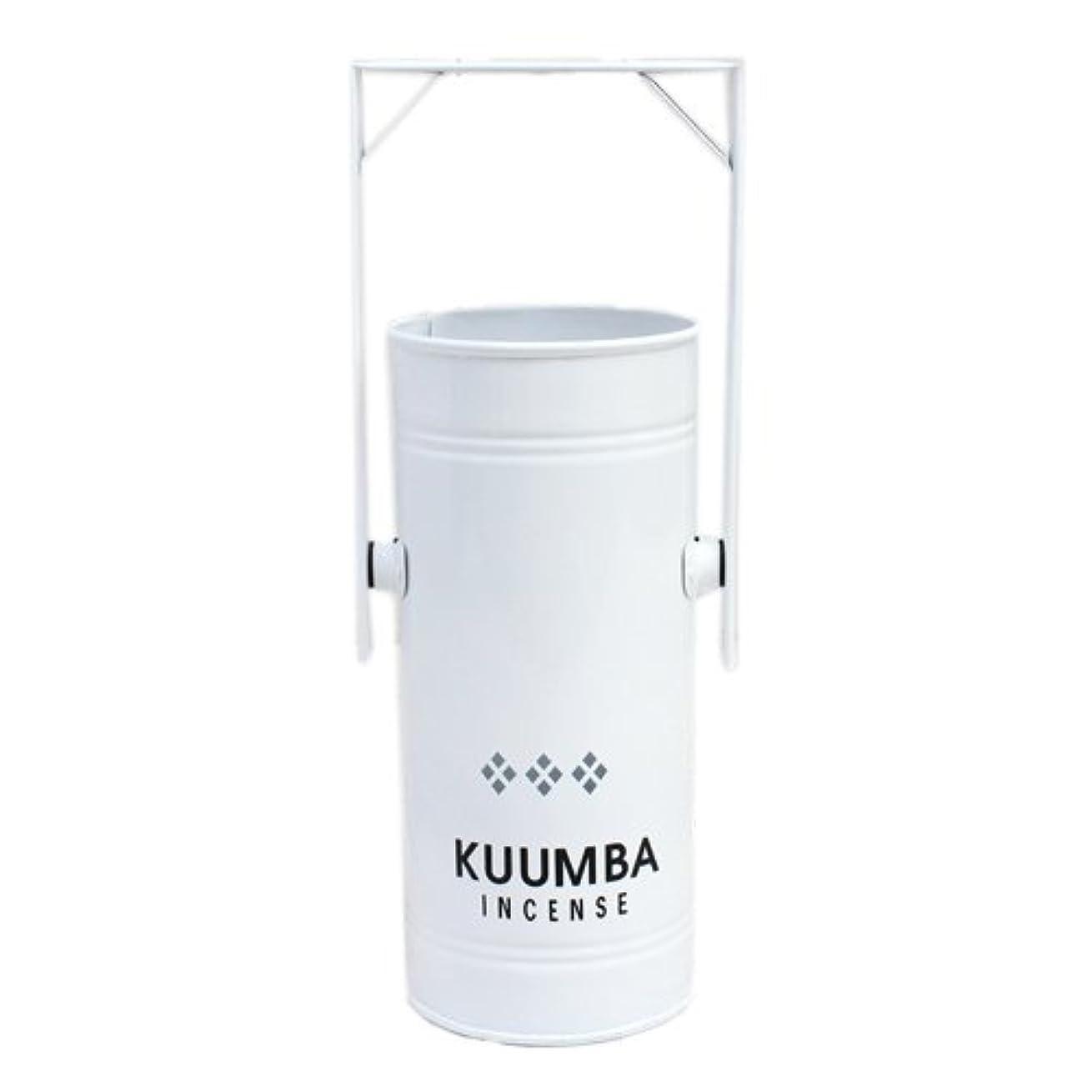 論争の的アート機構KUUMBA (クンバ)『INCENSE BURNER-Regular』(WHITE) (ONE SIZE, WHITE)