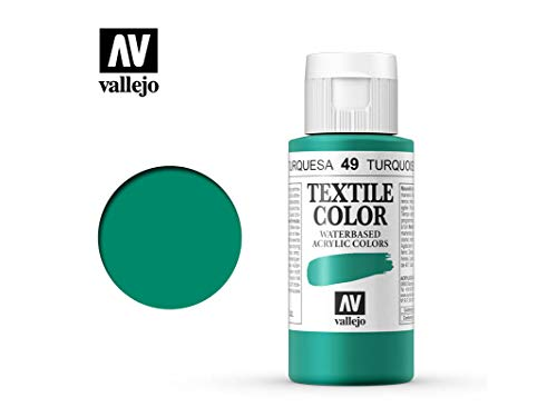 Textile Color Opaco 49 Azul Pato 60ml