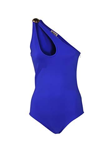 FAUSTO PUGLISI Body monosférico Azul eléctrico