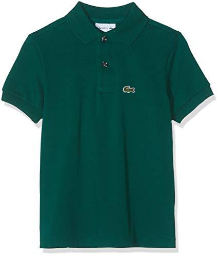 Lacoste Jungen Pj2909 Poloshirt, Grün (Hetre Gfs), 6 Jahre (Herstellergröße: 6A)