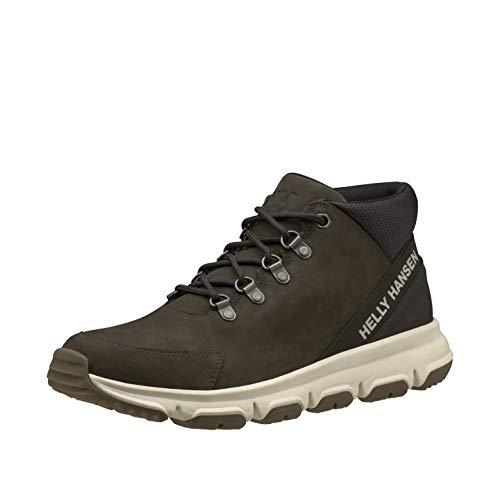 Helly-Hansen Mens Fendvard Waterproof Winter Boot, 713 Coffee Bean/Black/Sperry Gum, 9.5