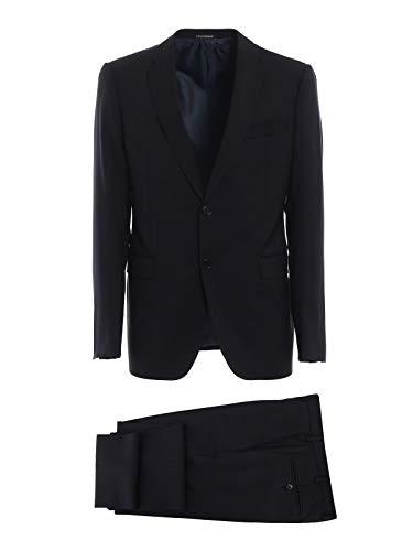 Emporio Armani Luxury Fashion Uomo 11VMET01503926 Grigio Lana Abito | Primavera-Estate 20