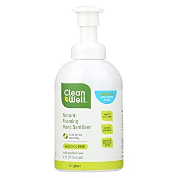 Best cleanwell hand sanitizer Reviews