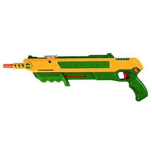 Surobayuusaku Salt and Pepper Gun Insect Soft Air Jet Gun Creative Blow Gun Mosquito Model Salt Gun Gifts for Adults